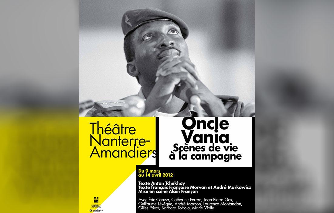 Compagnie Alain Françon - Théâtre des Nuages de Neige - «Oncle Vania» de Tchekhov