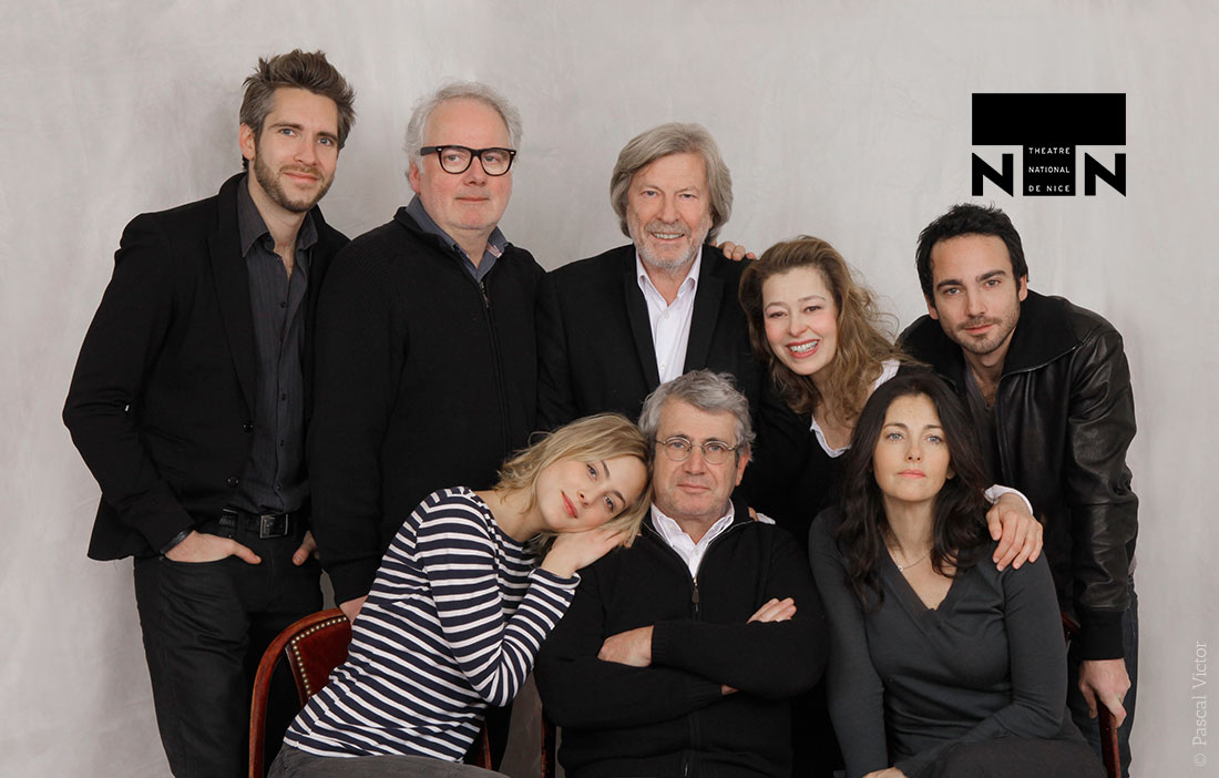 Daniel Benoin au Théâtre national de Nice
