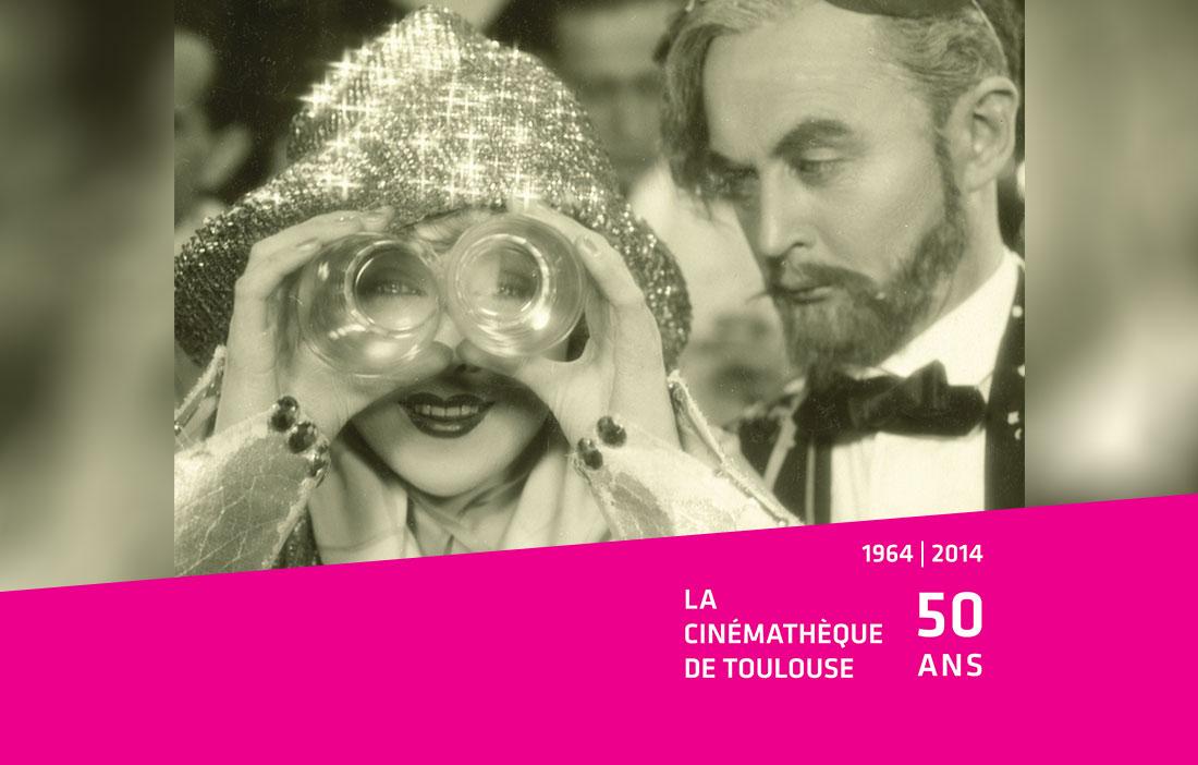 La Cinémathèque de Toulouse - 50e anniversaire