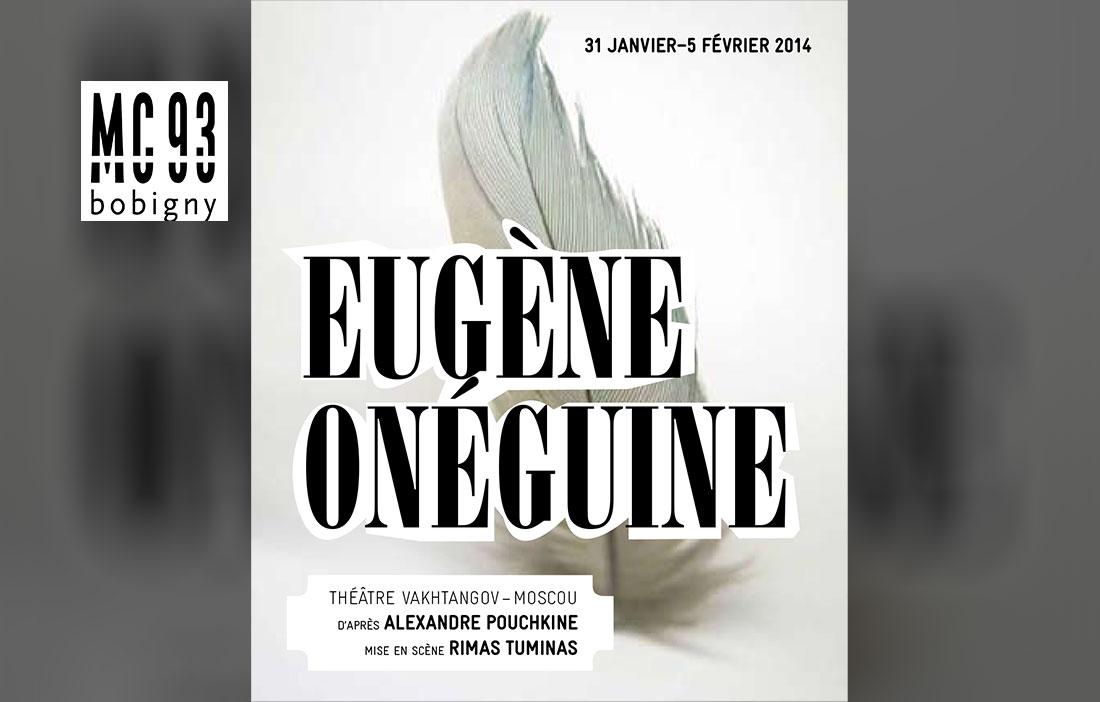 MC 93 Bobigny - Direction Patrick Sommier - «Eugène Onéguine» de Alexandre Pouchkine