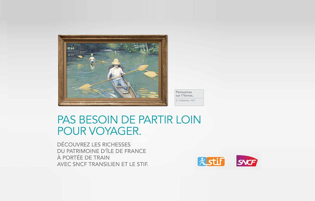 SNCF Campagne patrimoine 2014