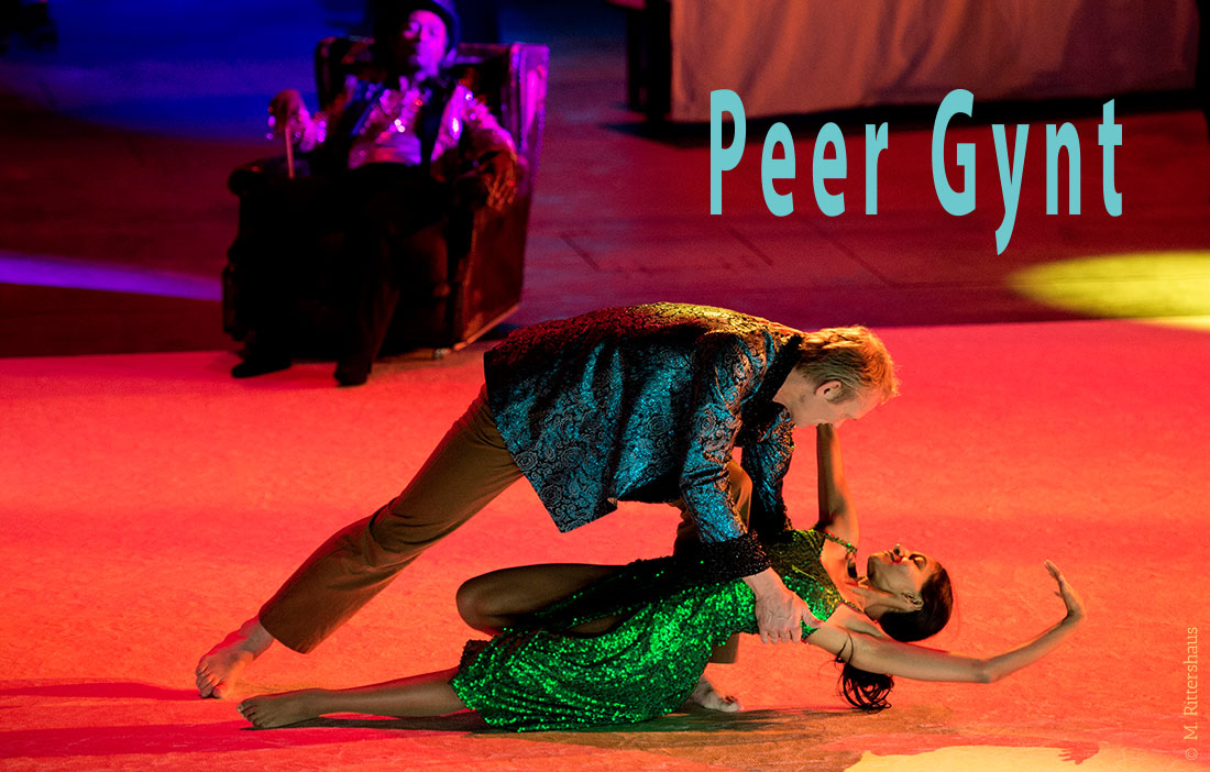 TNN - Direction Irina Brook - «Peer Gynt» de Henrik Ibsen