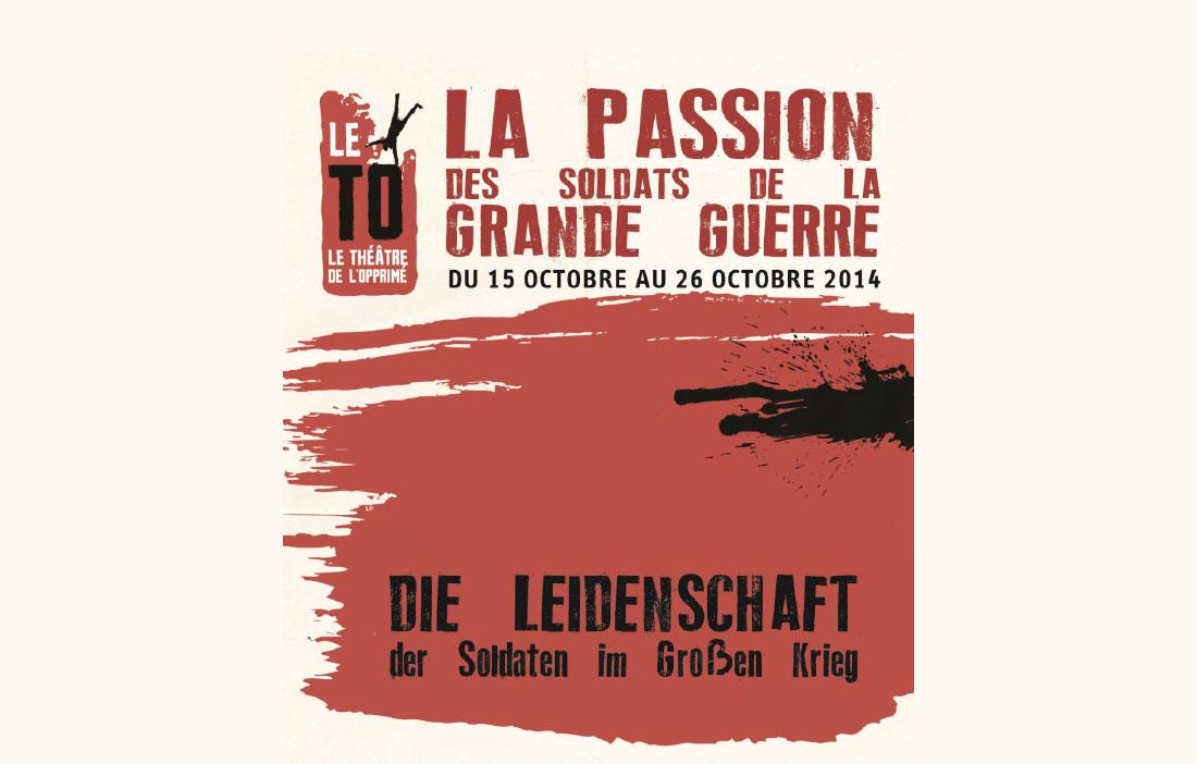 Centenaire de la Première Guerre mondiale - «La Passion des soldats de la grande guerre»