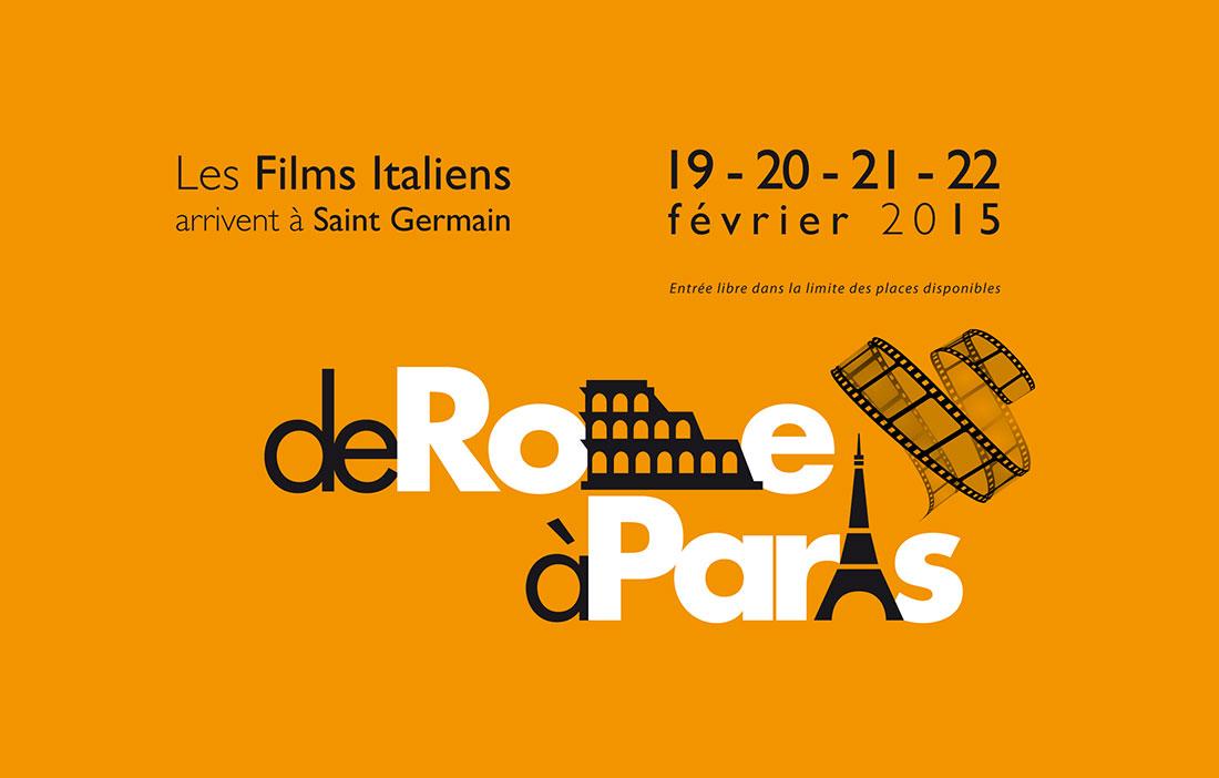 De Rome à Paris 2015