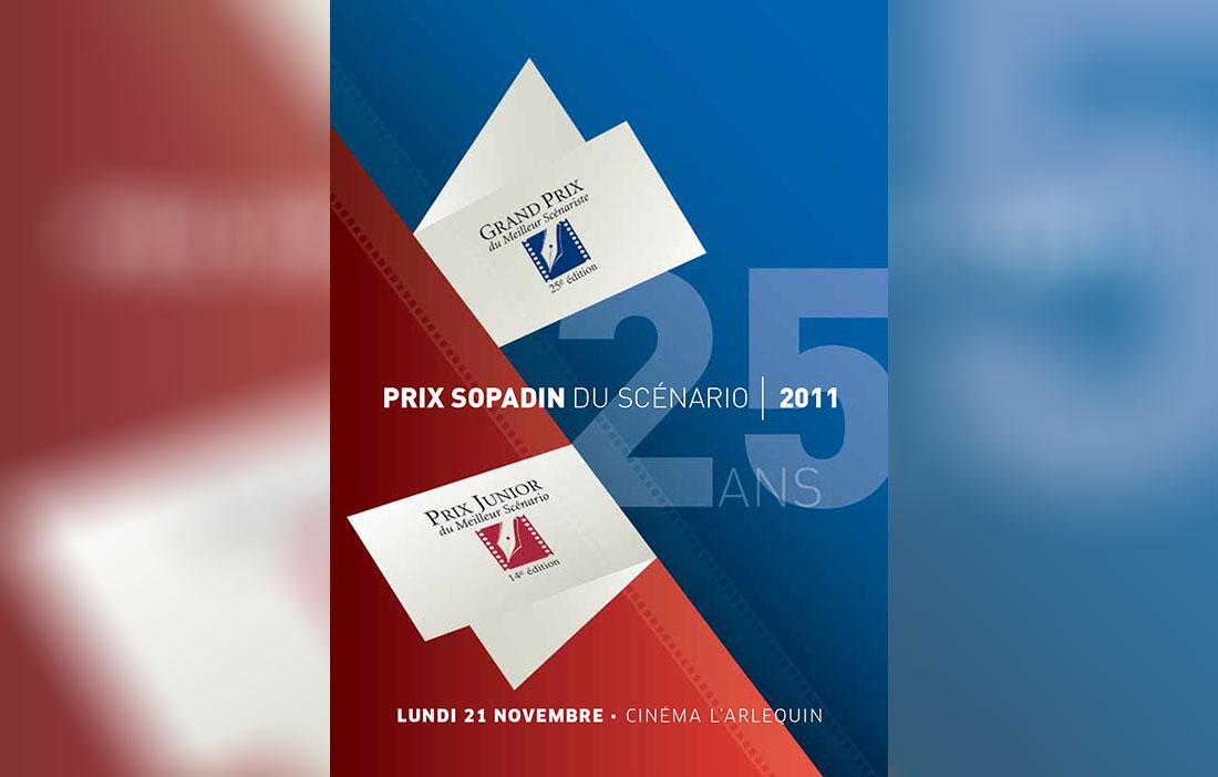 Prix Sopadin du Scénario 2011