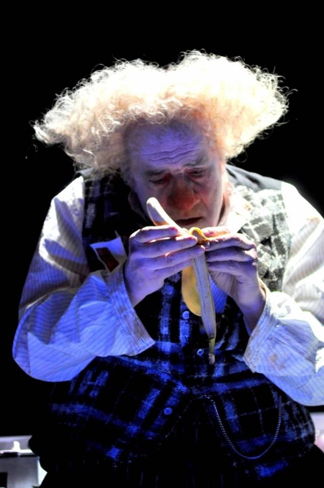 Jacques Weber joue Krapp