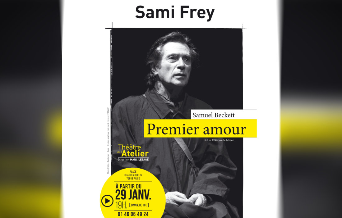 premier-amour-de-samuel-beckett